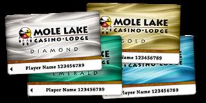 Mole-Lake-Casino-Players-Club-Cards