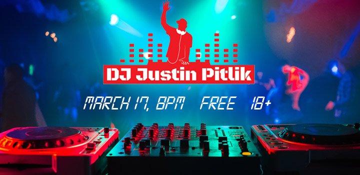 DJ-Justin-Pitlik-Plays-Mole-Lake-Casino-This-St-Patricks-Day
