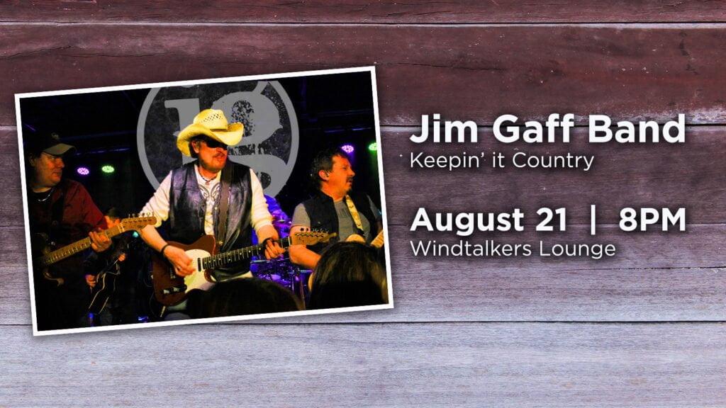 Jim Gaff Band